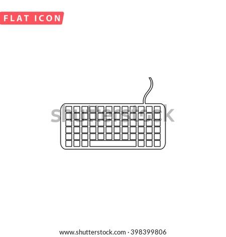 Keyboard Icon Vector. Keyboard Icon JPEG. Keyboard Icon Picture. Keyboard Icon Image. Keyboard Icon Graphic. Keyboard Icon JPG. Keyboard Icon EPS. Keyboard Icon AI. Keyboard Icon Drawing - stock vector