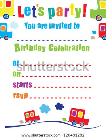 Beach | Pool | Summer Party Invitation Wording