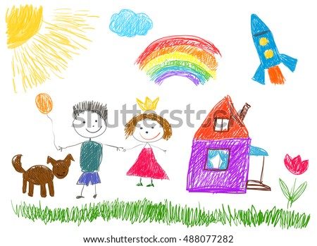 kids drawings - Kids Drawings