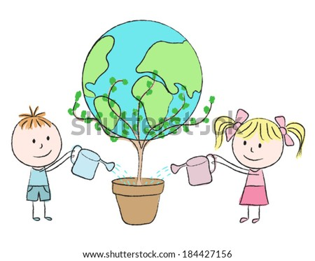 Environment kid Stock Photos, Images, & Pictures ...