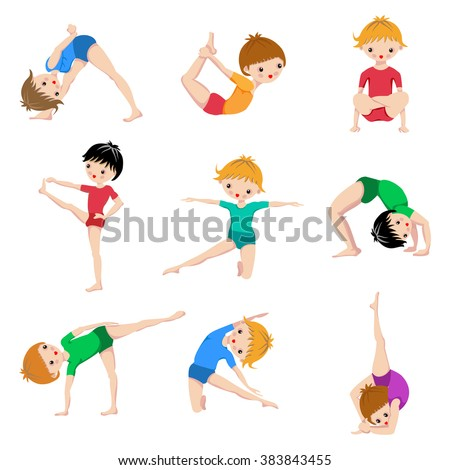 stock-vector-kids-yoga-poses-gymnastics-healthy-lifestyle-yoga-children-workout-set-sport-asana-383843455.jpg