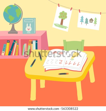 Preschool Classroom Stock Images Royalty Free Images