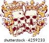 Kings - stock vector