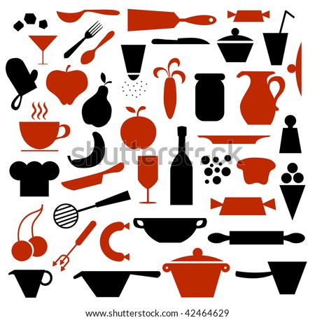 Kitchen Supplies Stock Photos, Royalty-Free Images & Vectors