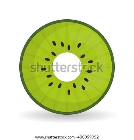 kiwi icon design