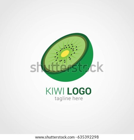 Kiwi Logo Images Stock Photos amp Vectors  Shutterstock