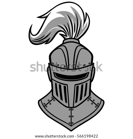 Knight Helmet Vector Stock Images, Royalty-Free Images ...
