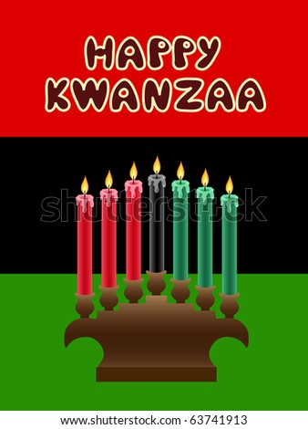 the black candle and kwanzaa For answers to these questions and many more, join anacostia library for an all ages viewing of mk asante jr's the black candle: a kwanzaa celebration on sunday, dec 22 at 1:30 pm t his film will kick off a monthly film series which will focus on documentaries that highlight the experiences of africans throughout the diaspora.