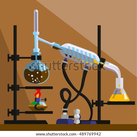 lab report separation and purification of Distillation • common method for the purification of organic liquids  separation of cyclohexane & toluene by these methods  due:recrystallization lab report .
