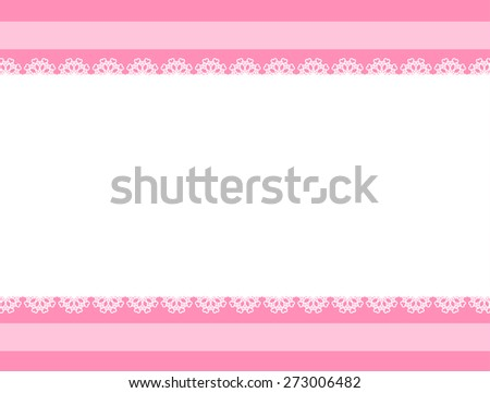 lace and stripes background
