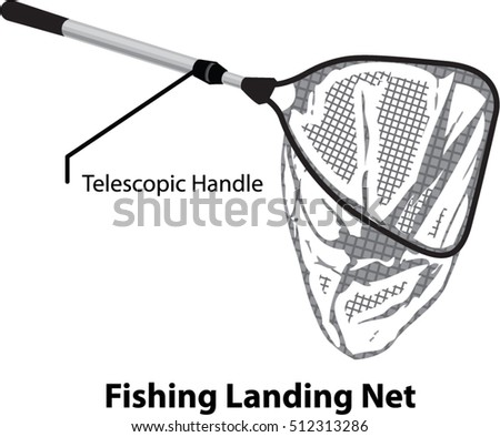 salmon saltwater trolling rig flasher spinner stock vector