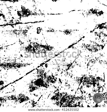 Large grunge textures and backgrounds perfect background with space. Scratch background - stock vector