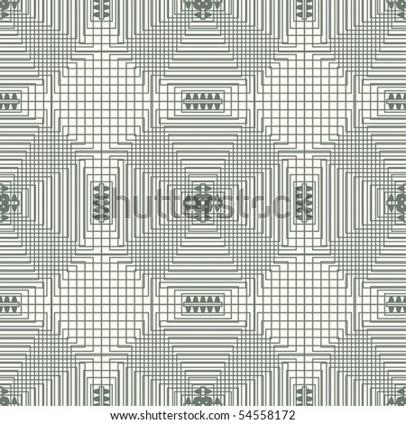 lattice pattern in abstract style