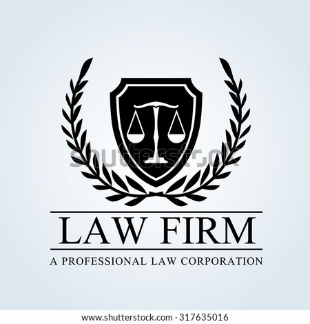 Law Firm, Crests logo,Crest, lawyer logo, law office,legal,the judge, Law firm logo,law, full vector logo and easy to edit able.