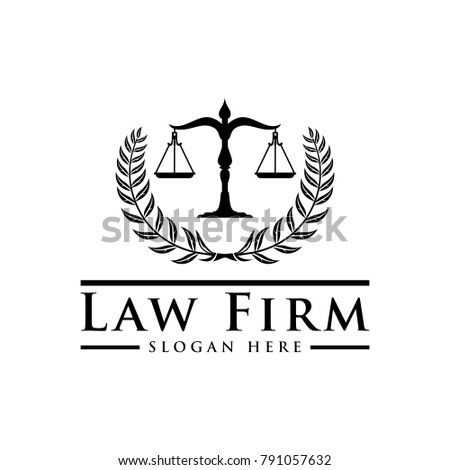 Law Logolegal LogoLaw Office Logo Collection The Judge Firm