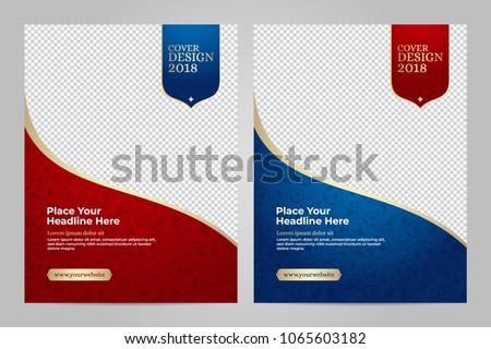 layout template design poster sport event stock vector 1065603182