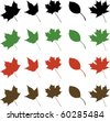 Leaf Season - stock vector