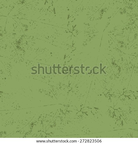 Leaves,flowers hand drawn grunge background seamless pattern. Vector