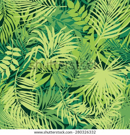 Jungle Jaunt Clip Art