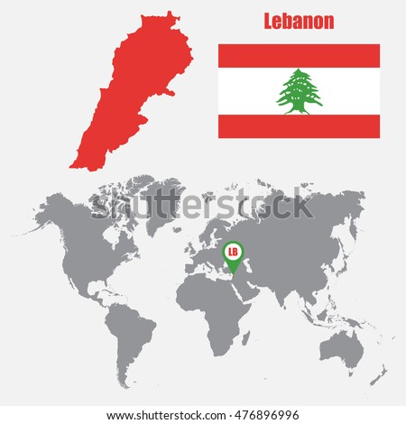 Beirut Map Stock Images Royalty Free Images Vectors Shutterstock