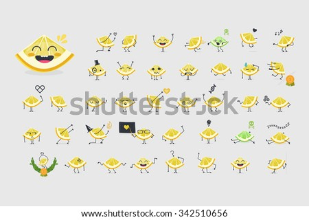 Lemon character vector set