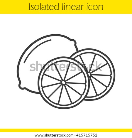 Lemon Line Drawing Pictures to Pin on Pinterest - PinsDaddy