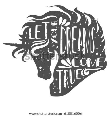 Print For T shirt Design Inspirational And Motivational Vector