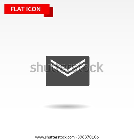 letter icon, letter icon art, letter icon web, letter icon www, letter best, letter icon site, letter icon image, letter icon shape, letter icon flat, letter icon sign - stock vector