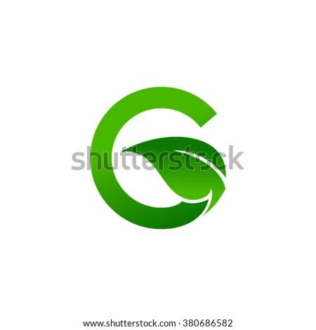 Letter Logo G. - stock vector