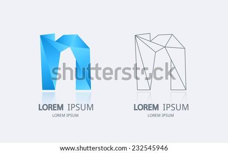 Letter n Logo Design Letter n Logo