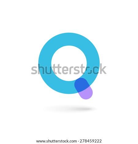 Letter Q logo ic...Q Letter Design