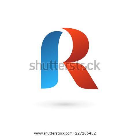 letter r log...R Design Letter