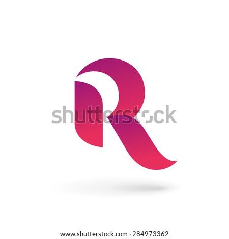 Letter R Design ...R Design Letter
