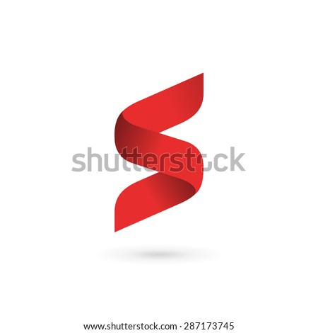 Letter S Logo Icon Design Template Stock Vector (2018) 287173745 ...