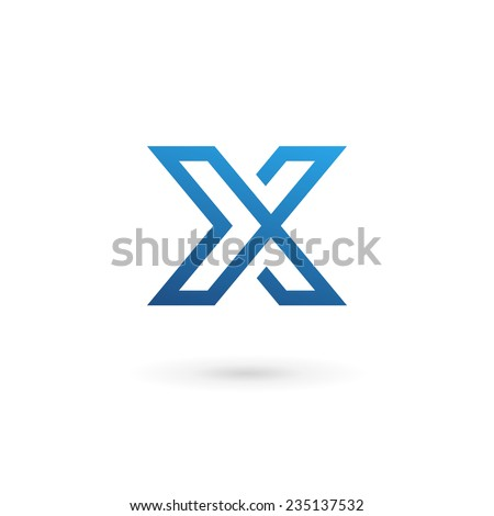 X Logo Stock Images, Royalty-Free Images & Vectors ...