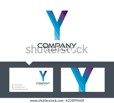 Letter y logo design business card stock vector hd royalty free letter y logo design business card stock vector hd royalty free 622899668 shutterstock thecheapjerseys Gallery