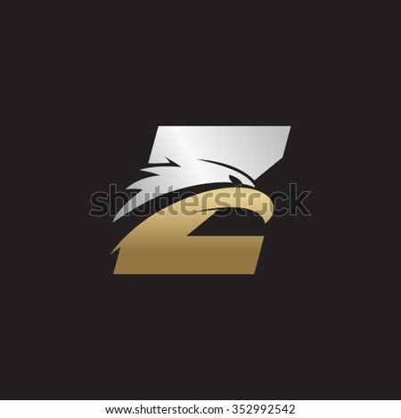 Silver Z Logo