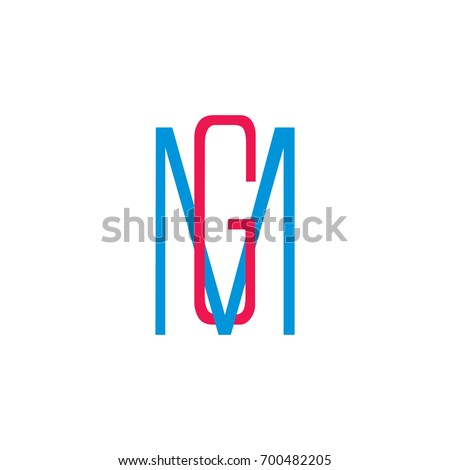 letters mg gm logo vector stock vector 700482205 shutterstock rh shutterstock com gm parts logo vector genuine gm parts logo vector