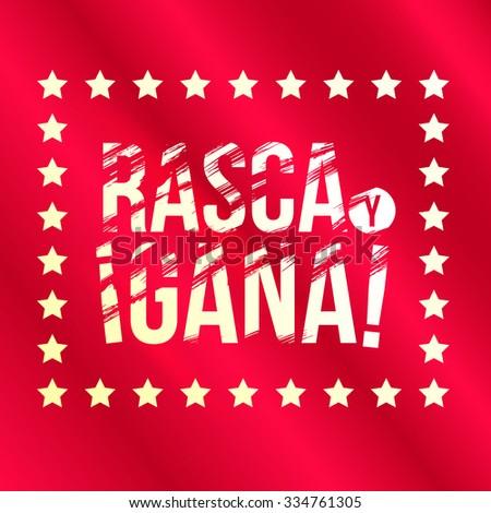 Letters scratch win text spanish y stock vector 334761305 shutterstock letters scratch and win text in spanish rasca y gana spiritdancerdesigns Gallery