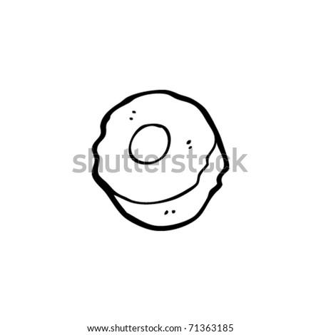 licorice sweet cartoon - stock vector