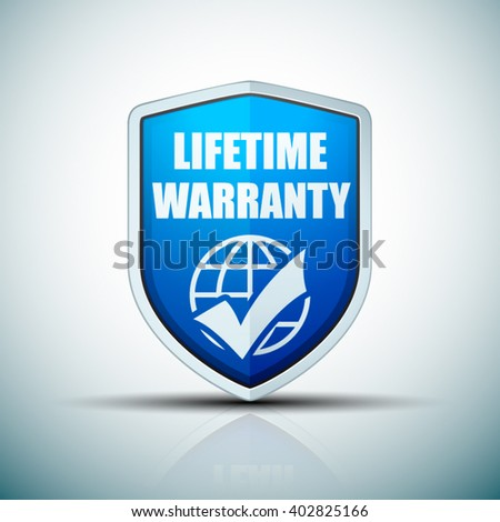 Lifetime Warranty Shield