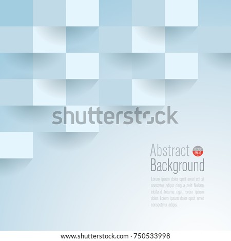 light blue abstract texture vector background can be used in cover design book design