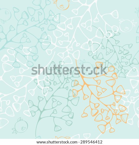 Light blue seamless for textile