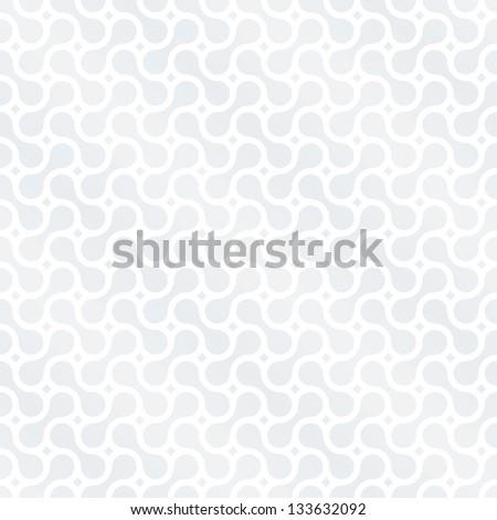 light gray abstract seamless pattern - stock vector