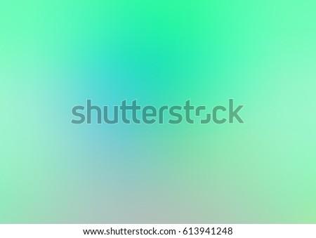 light green vector pattern blur template stock vector 613941248