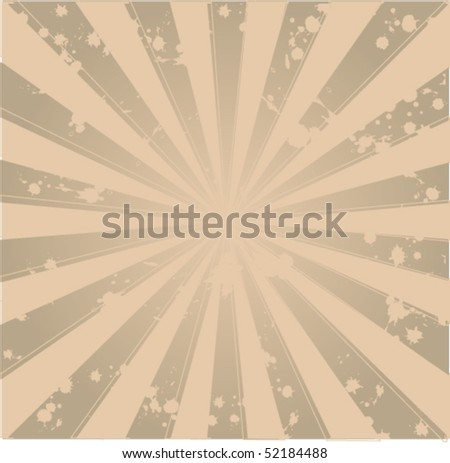 Light grungy vector background