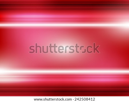 light line red abstract background