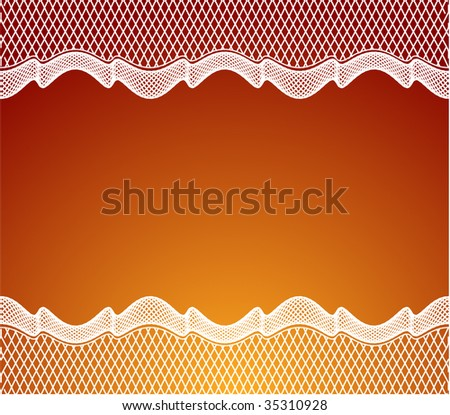 Light orange background