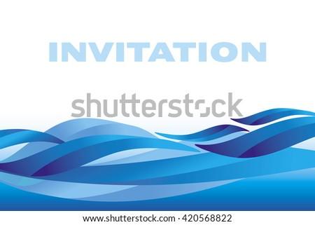 light sea background vector illustration abstract stock vector hd rh shutterstock com vector light bud light vector