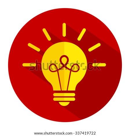lightbulb Icon, lightbulb Icon Vector, lightbulb Icon Art, lightbulb Icon eps, lightbulb Icon Image, lightbulb Icon logo, lightbulb Icon Sign, lightbulb icon Flat, lightbulb icon app, - stock vector